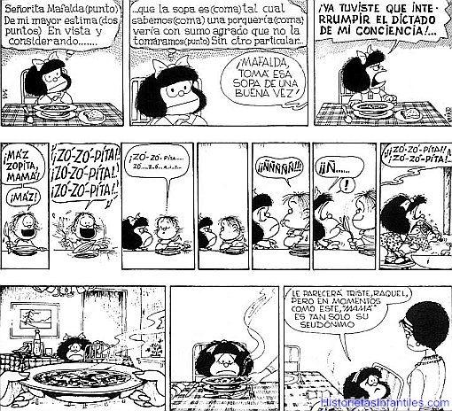 Mi hermana y yo! | Mafalda | Pinterest