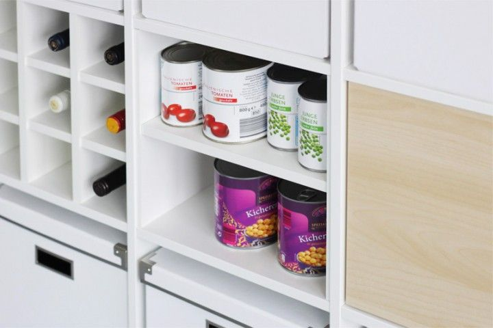 Extra Fach für Ikea Expedit Regal Möbel Pinterest Ikea expedit - küchen regale ikea