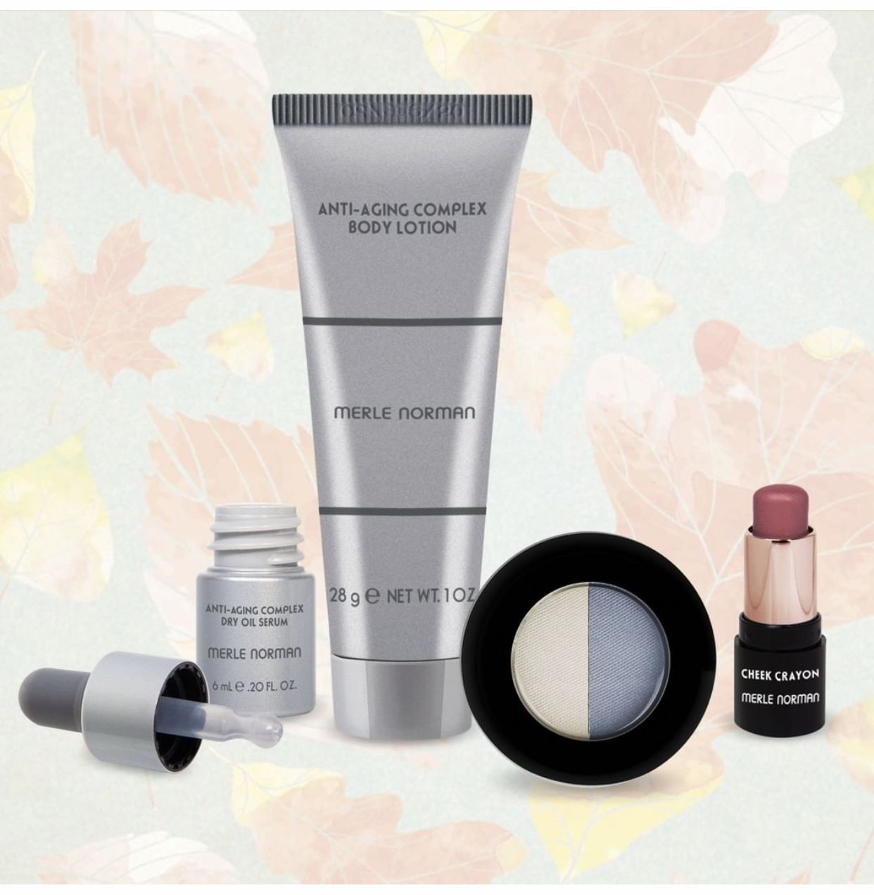 Gift with purchase Fall 2019 Eye moisturizer, Liquid lip