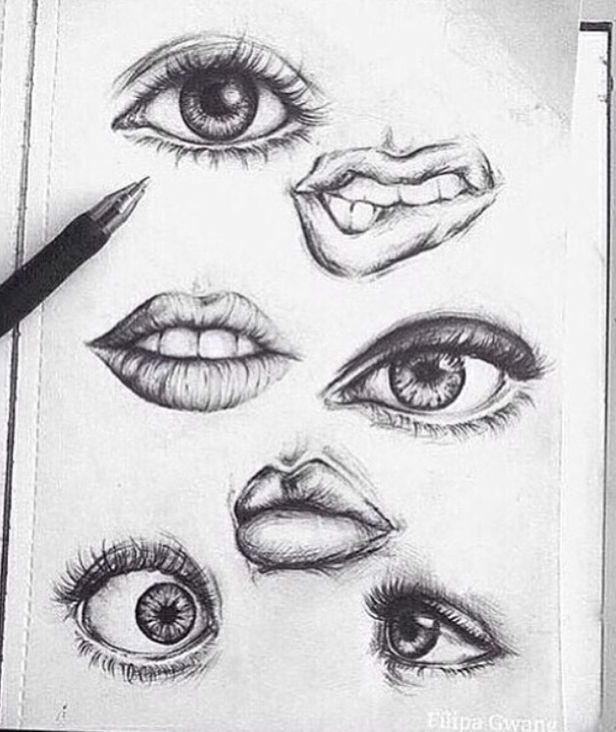35 cool and creative drawing ideas for teenagers secrets dibujos rh pinterest cl