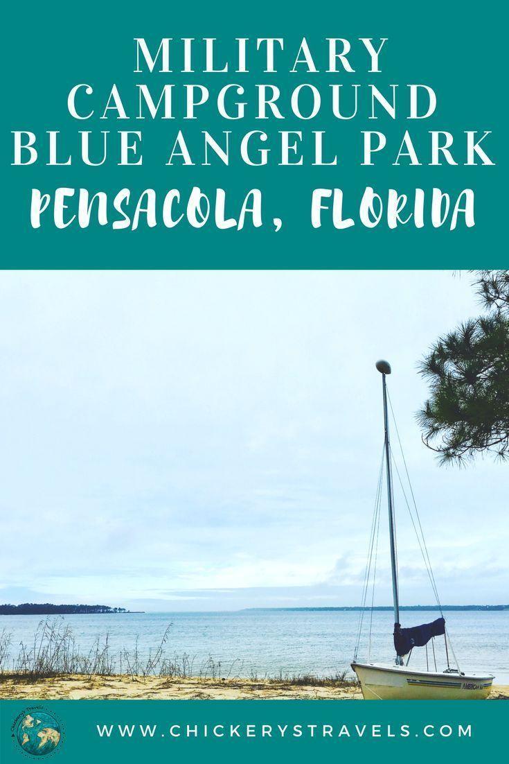 Blue Angel Naval Recreation Area (Pensacola, FL ...