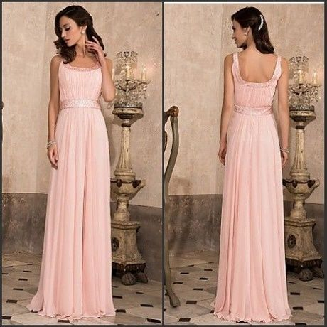Lange kleider rosa | Lange kleider, Lange festliche ...