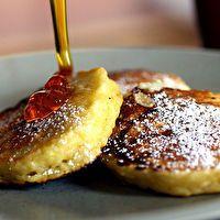 Apple Pancakes by Smitten Kitchen