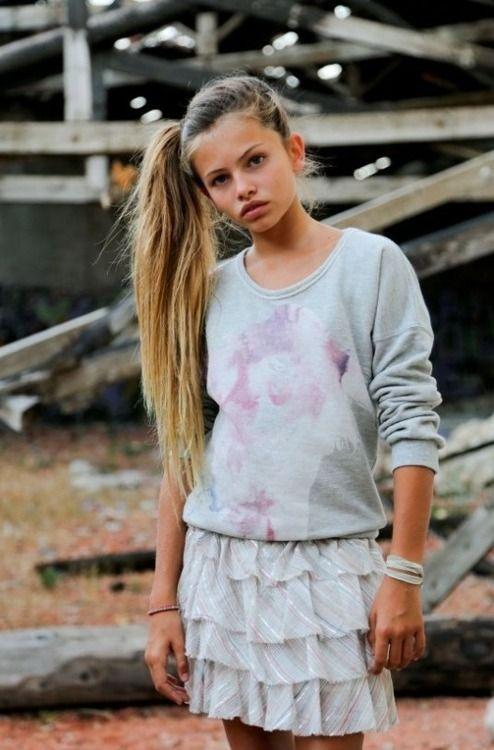 Oh my teen models