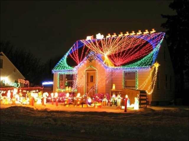 52 Amazing DIY Outdoor Christmas Decorations Outdoor christmas