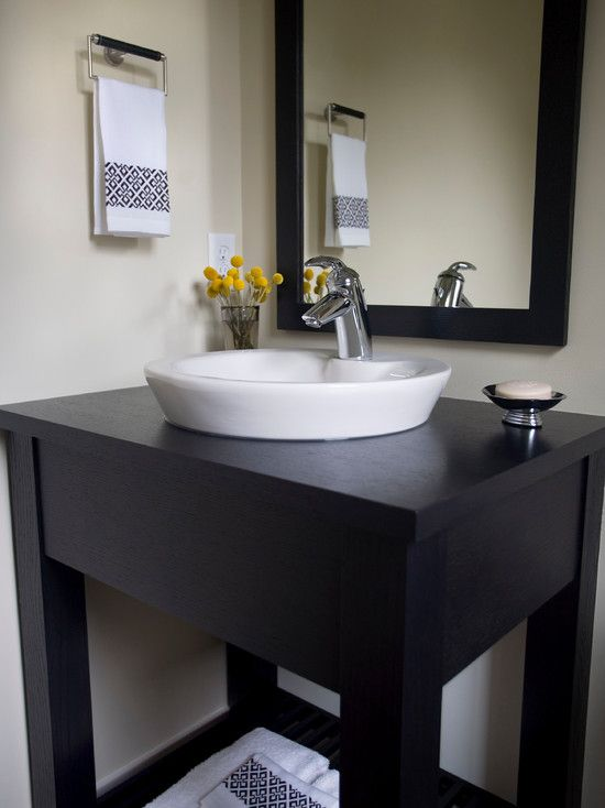 contemporary style house design asian contemporary house modern bathroom details small vanity asian contemporary - Asian Contemporary House Designs