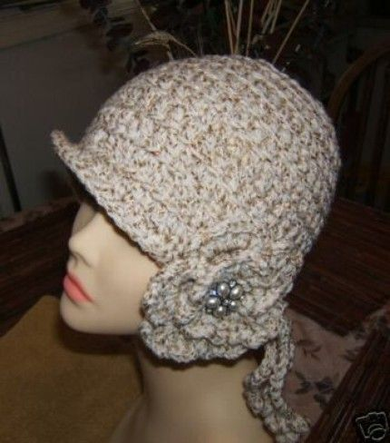 Crochet Cloche Hat Pattern Creative Pinterest Cloche Hats