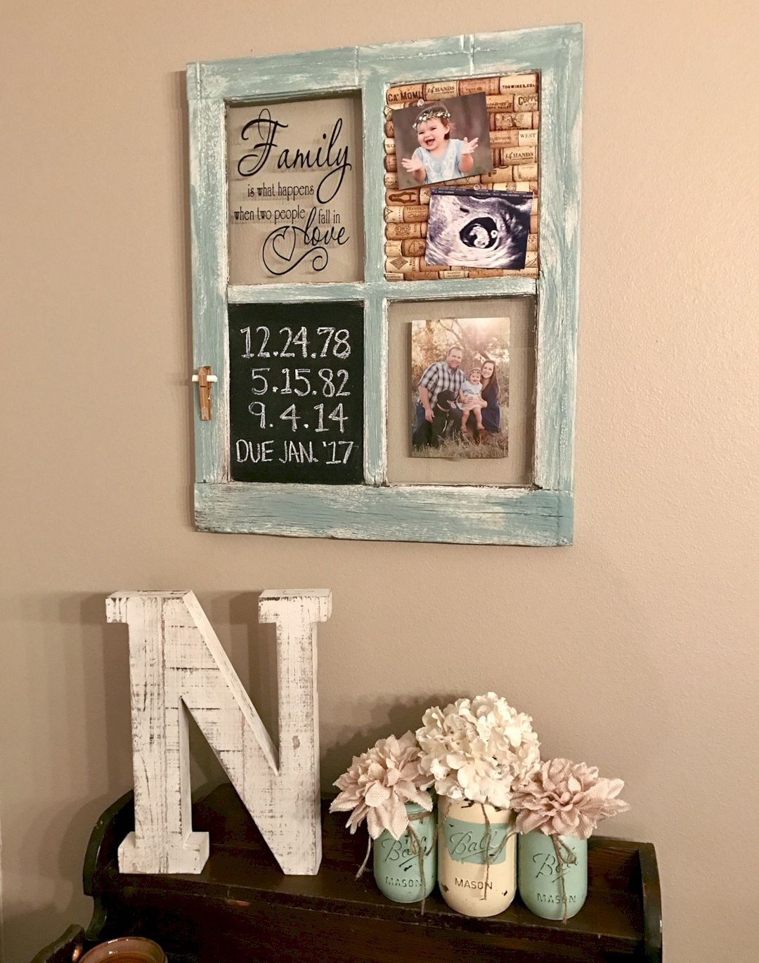 DIY Rustic Wall Décor Ideas for a Countrysidethemed Room