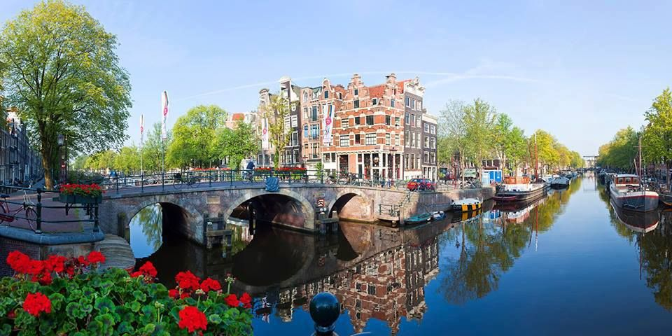 Amsterdam 3 night design hotel break w flights for Designhotel holland