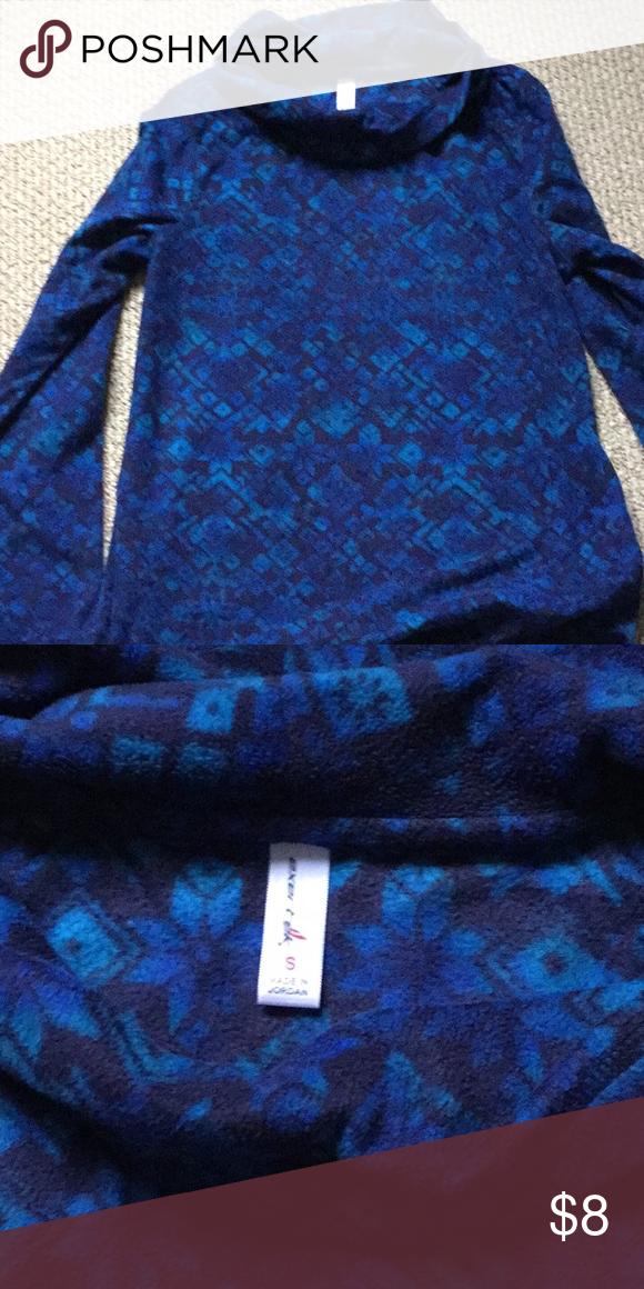 50ca2173ea8 New listing Euc small fleece tunic Super soft Tops Tunics | Poshmark ...
