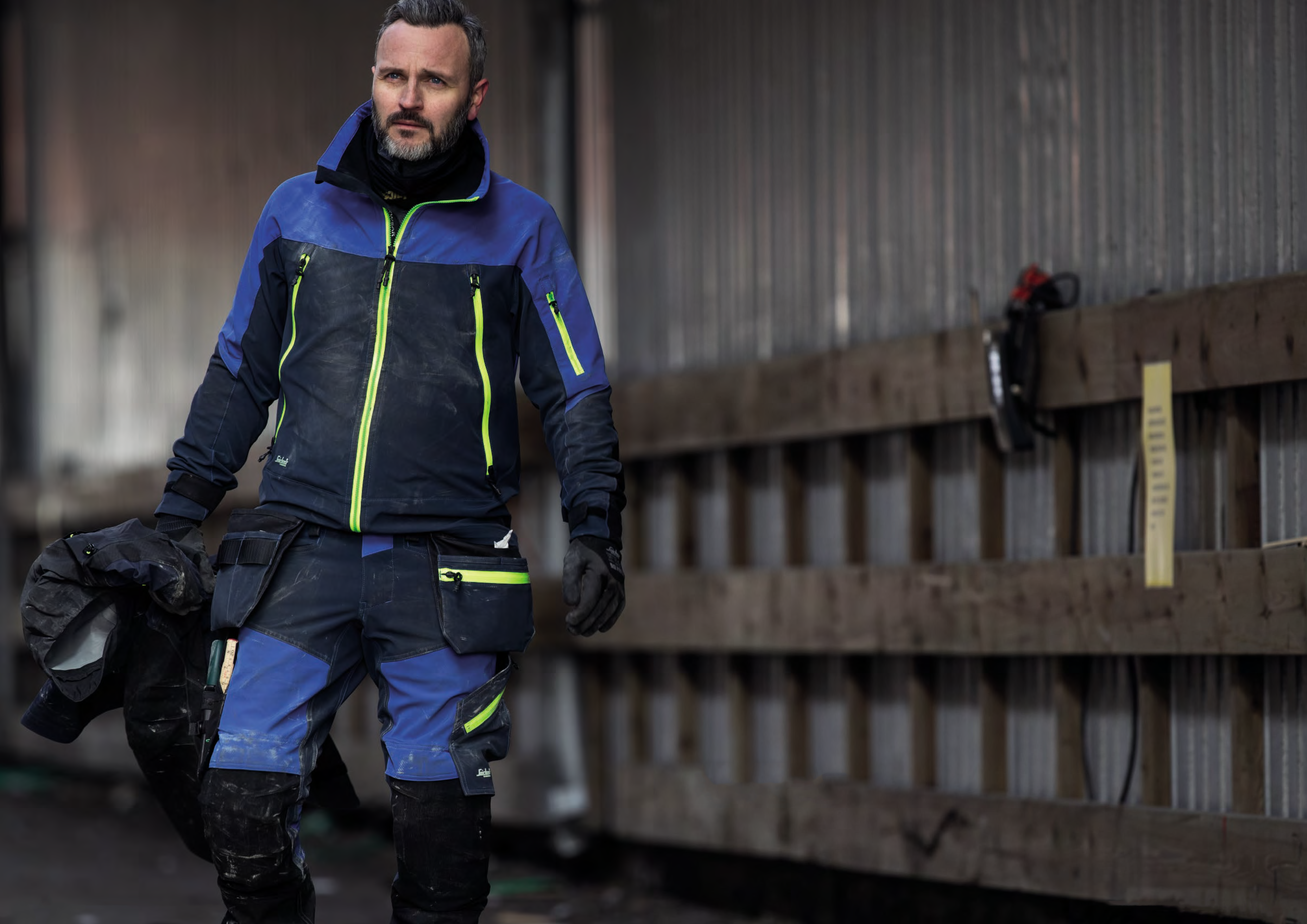 Asteko, Snickers Workwear Fall/Winter 2018 | Snickers