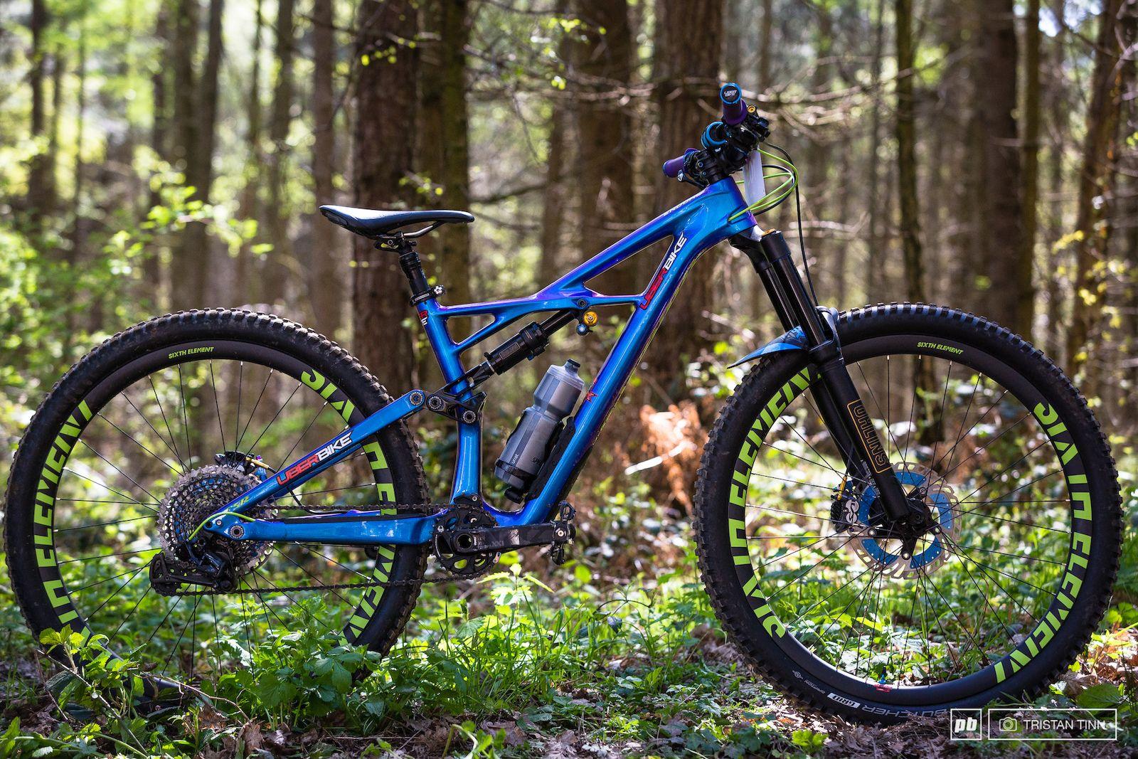 7 Bikes From Peaty S Steel City Dh 2018 Hardtail Mountain Bike