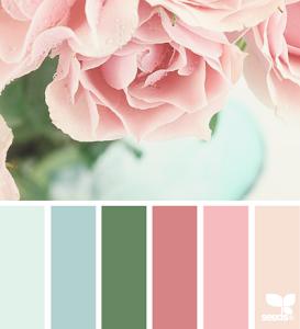 5 Combinaciones Perfectas Para Decorar En Rosa Paletas De Color Rosa Paleta De Colores Vintage Equilibrio De Color
