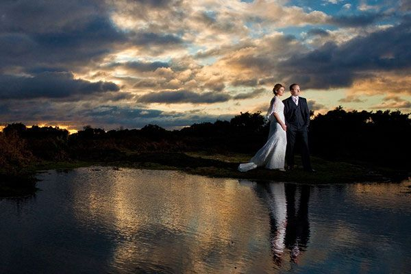 40 Excellent Examples of Wedding Photographs Lovely!~K
