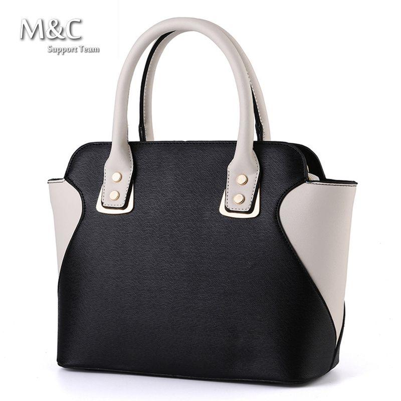 5d6212e75a Barato Bolsas de couro de marcas famosas bolsas de couro Desigual saco do  Vintage sacos de ombro SD 344