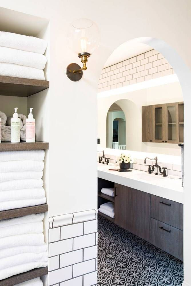 Four Unbelievable Before & After Bathroom Makeovers   Pinterest ...