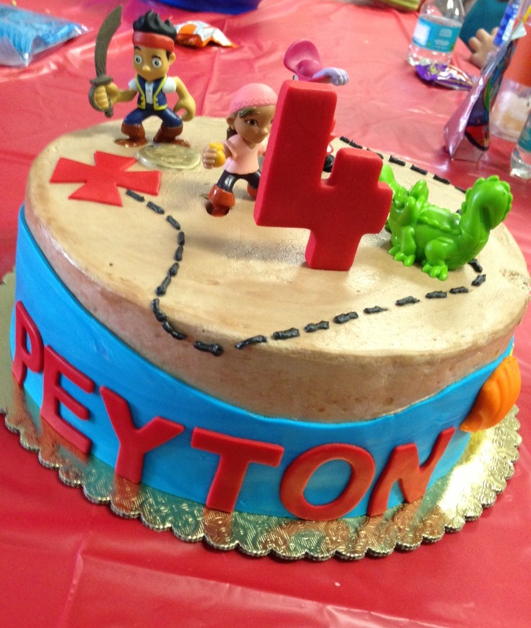 Pin by Willa Armstrong on For the kids | Pirate birthday ...