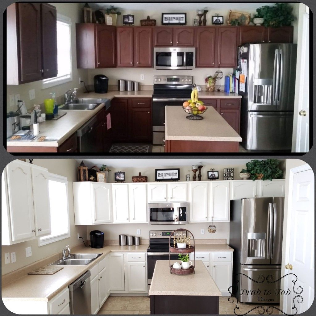 Light and bright   General finishes, Design, Kitchen cabinets