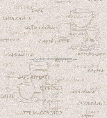 M s de 25 ideas incre bles sobre papel pintado para - Papeles vinilicos para cocinas ...