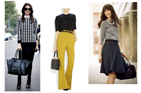 Fall Simple Chic Dressing For The Office ‹ EvoluerStyle