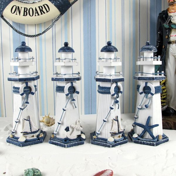 Lighthouse Centerpieces Wedding Google Search