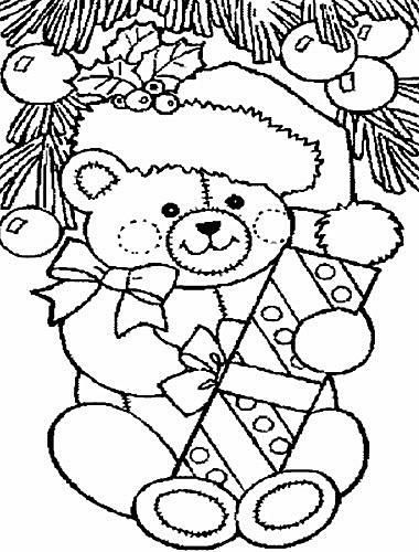 Free Printable Christmas Coloring Pages For Kids Dltk S Christ Printable Christmas Coloring Pages Christmas Gift Coloring Pages Free Christmas Coloring Pages