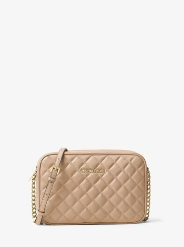 1a408a2d627d Jet Set Travel Large Quilted-Leather Crossbody