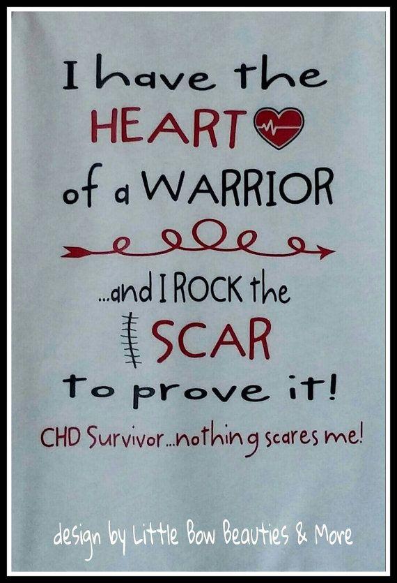 Child/'s Heart Warrior Mended Heart EKG CHD Bow Tie