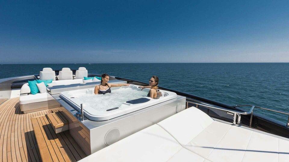 Riva Mythos - Sun Deck | Design | Pinterest