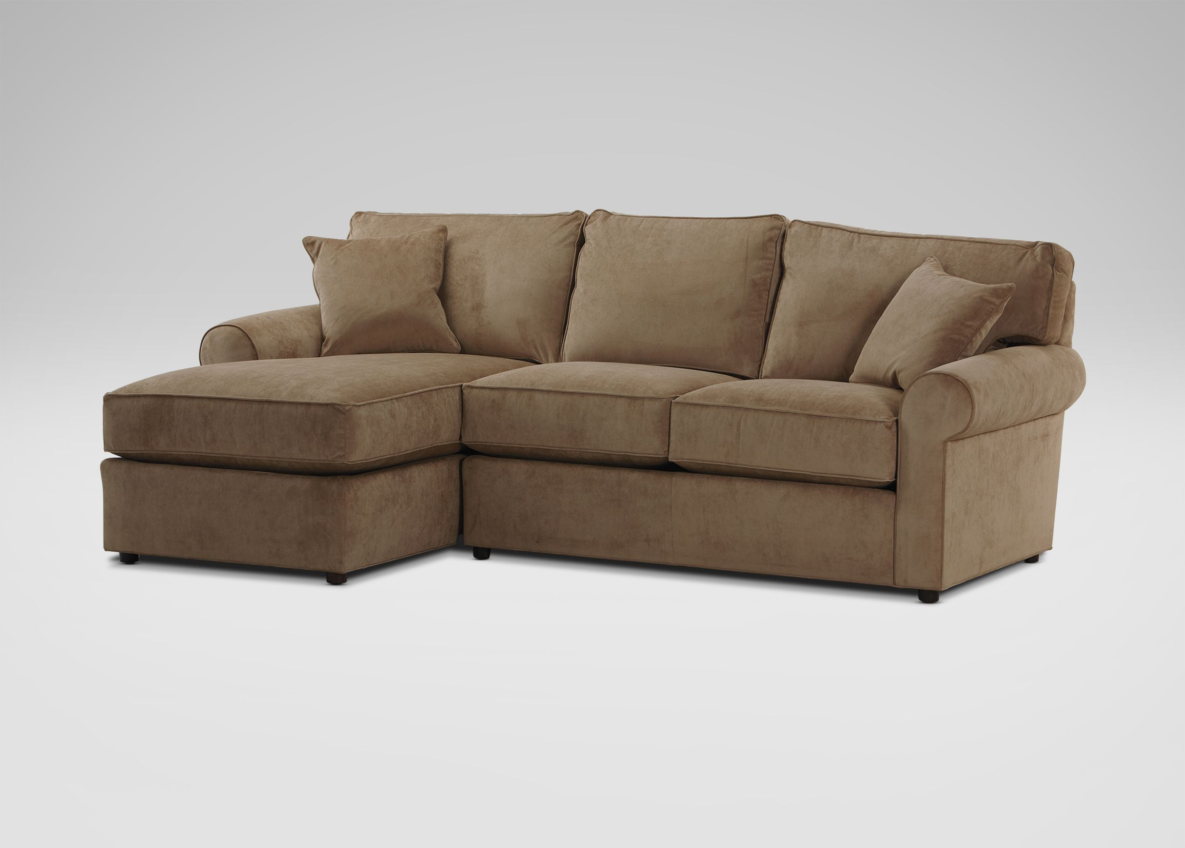 Retreat Sectional With Left Arm Facing Chaise Maxwell