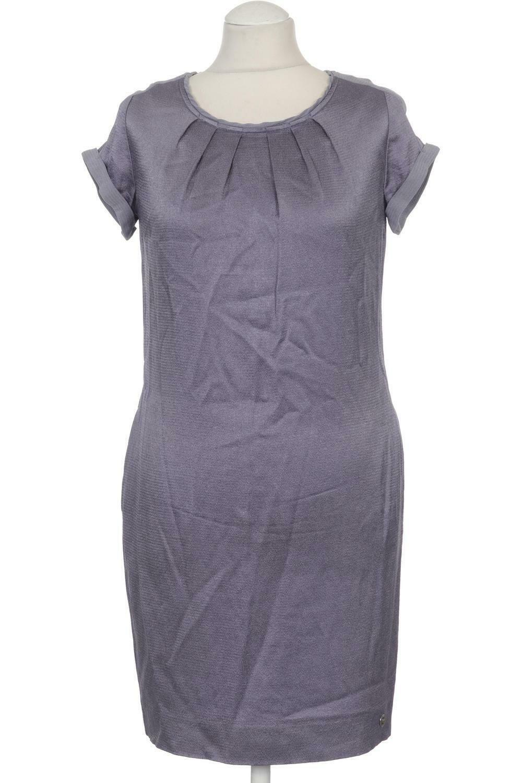 Pierre Cardin Kleid Damen Dress Damenkleid Gr. DE 19 Viskose lila