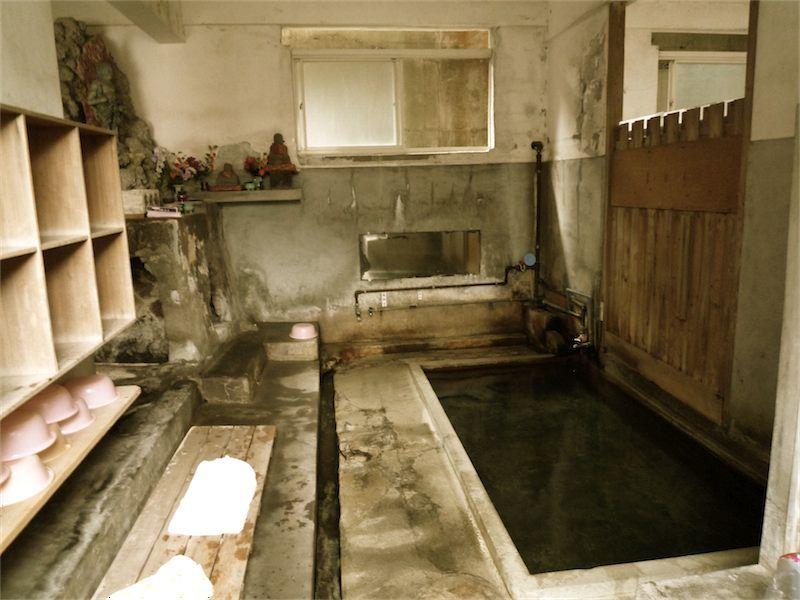 traditional japanese bath | where we bathe | Pinterest | Traditional ...