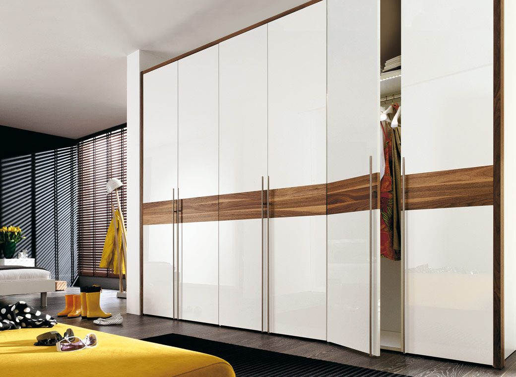 High gloss wardrobe doors manufacturer supplier delhi for Contemporary wardrobe designs india
