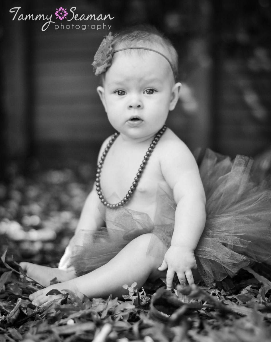 My precious daughter...my little model!