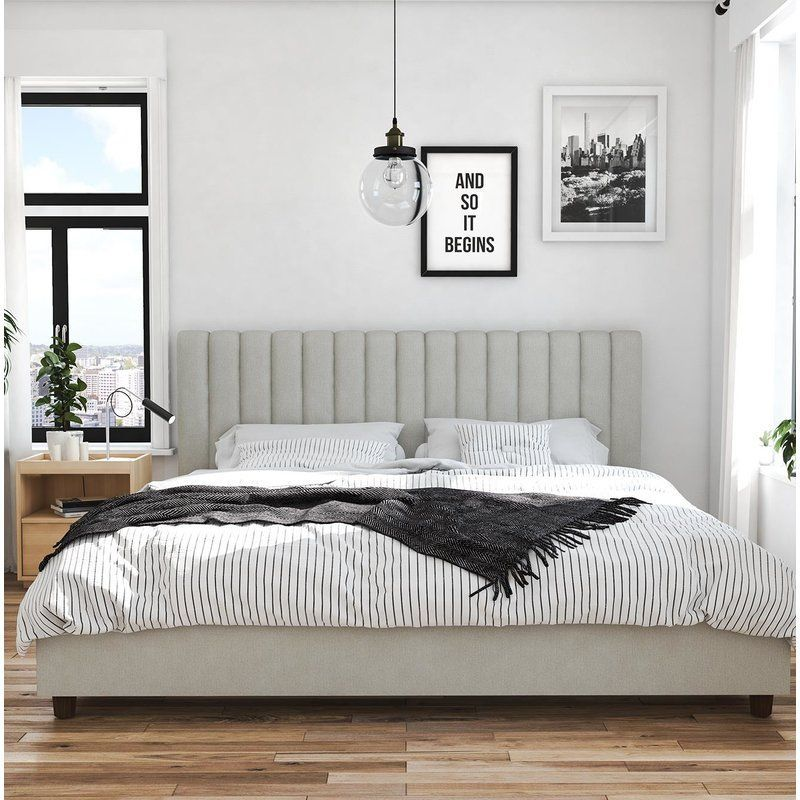 Where To Buy Nice Cheap Furniture For Your Home In Your 20s Upholstered Beds Platform Bed Inexpensive Furniture