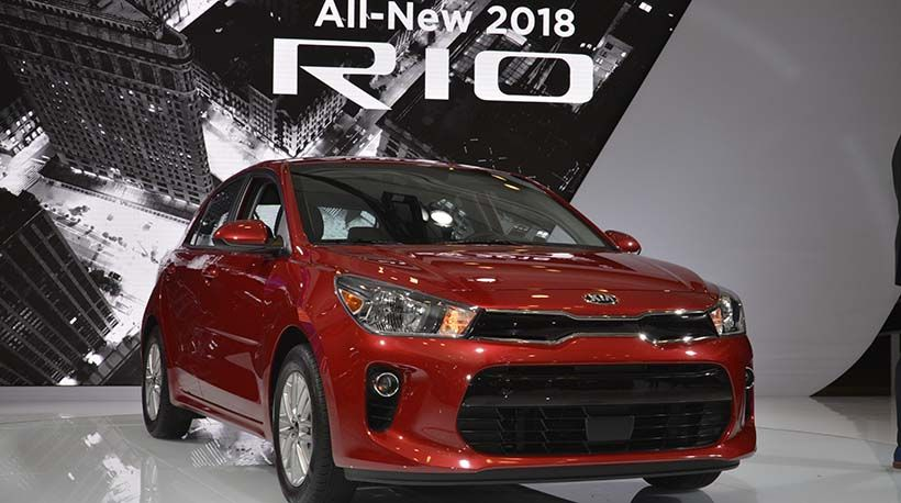 kia rio 2018 mexico. unique kia kia rio 2018 compacto made in mexico debut en new york  http and kia rio 2018 mexico