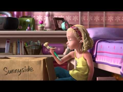Blue Zone Toy Story 3 Barbie Gets Donated Youtube