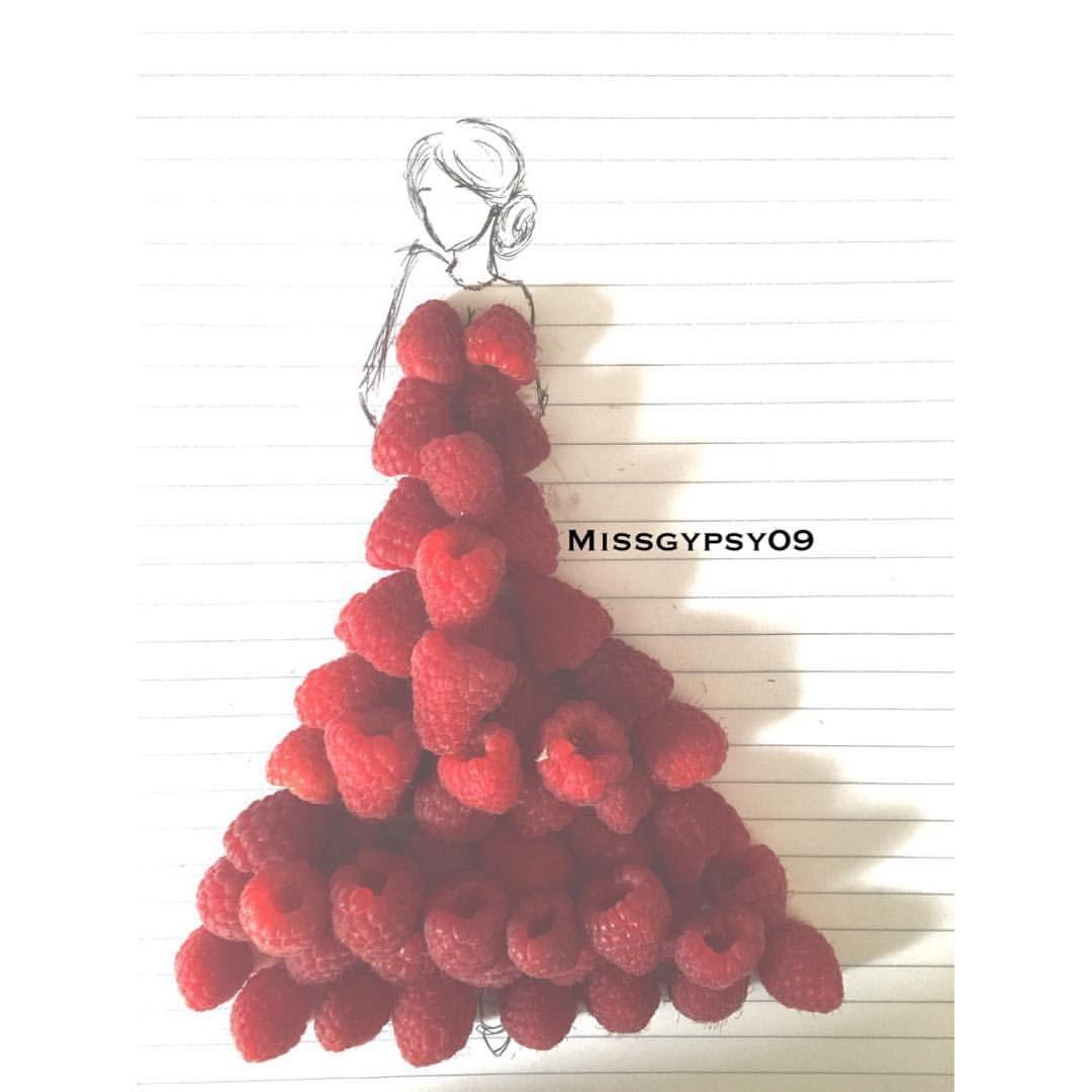 Fruit doodle