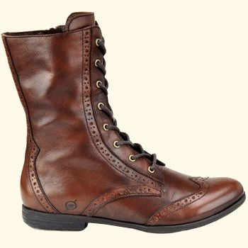 Born Leonis Walnut Brown Full Grain B43206 (Women's)