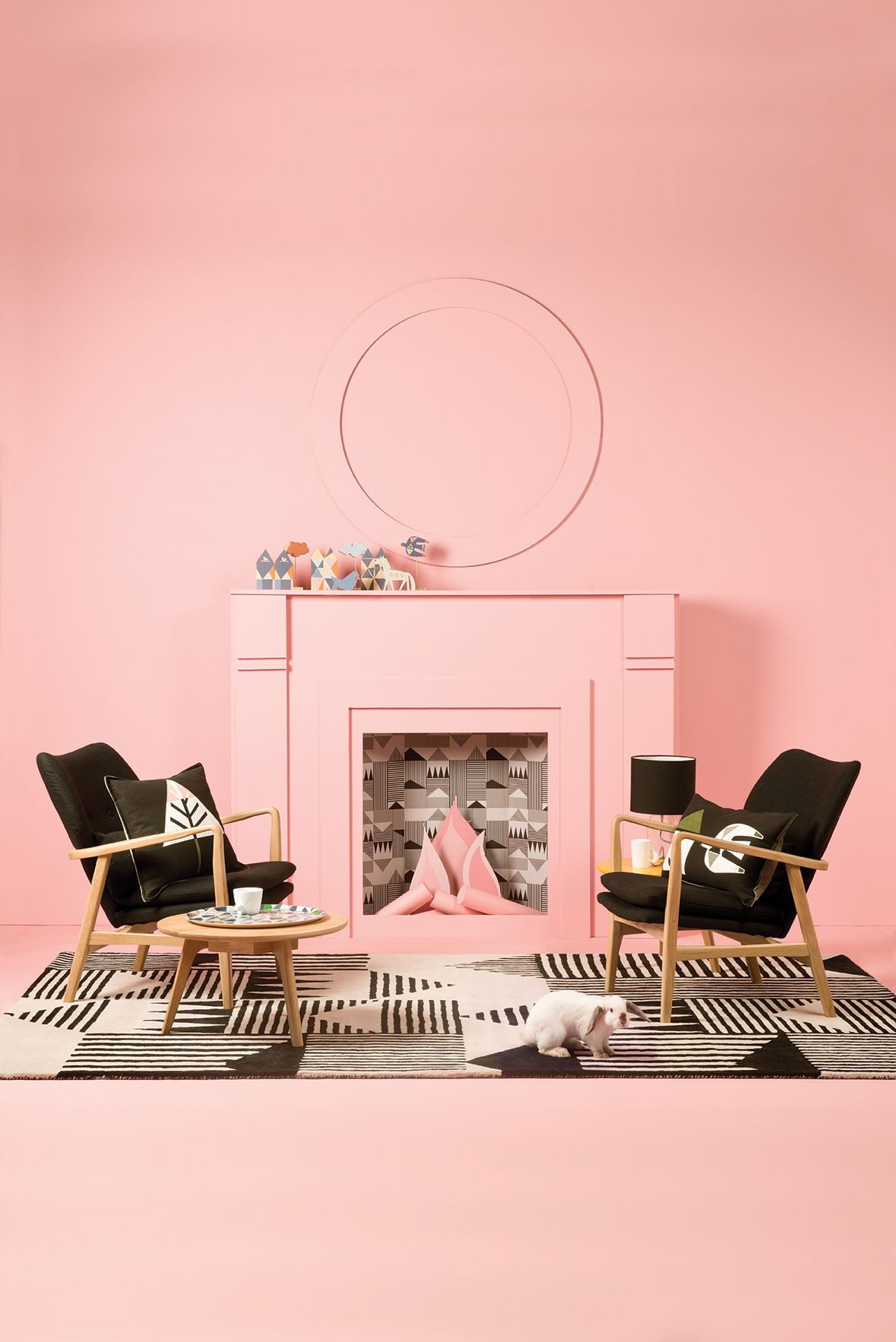 #Copenhagen #winter2014 #cosyuptowinter #CittaDesign #homeware #interiors #livingroom