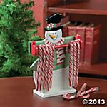 Plush Mr. & Mrs. Softy The Snowman Set, Party Supplies, Decorative Accents, Home Decor - Oriental Trading