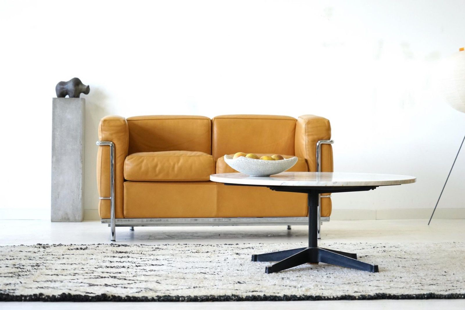 Charles Eames Tisch Stunning Cassina Chaise Longue