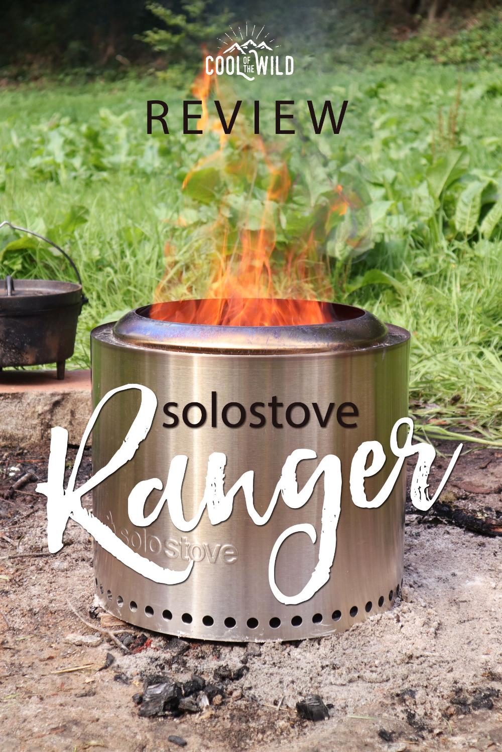 Solo Stove Bonfire Review: Chemical-free Air No Pesky Smoke - Solo Stove Ranger Fire Pit