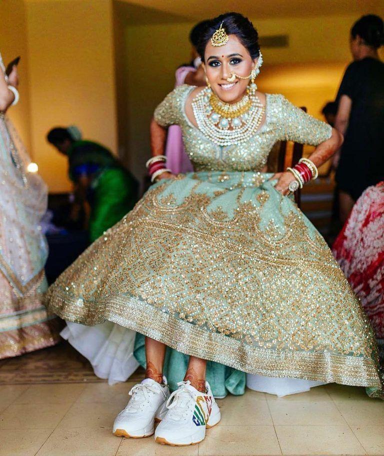 Pin by Dulhaniyaa India's First 360 on Bridal Shoes