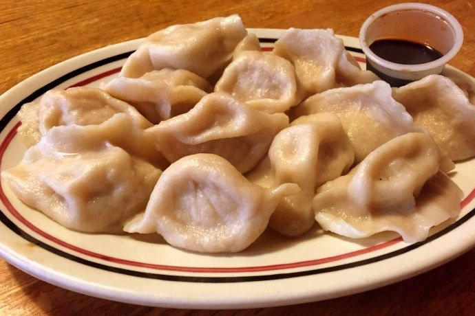 Dumplings From S Fast Food