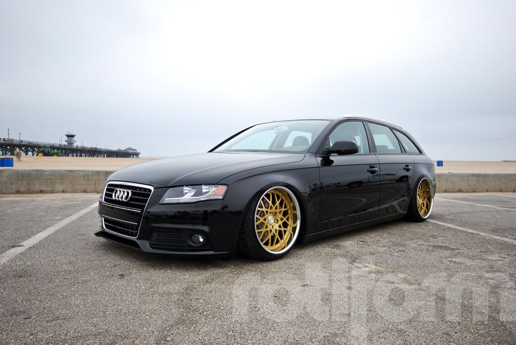 Audi A4 Avant Vwvortex Com Bagged B8 Audi A4 S4 Avant Allroads Show Me Them Audi A4 Audi Wagon Audi Allroad