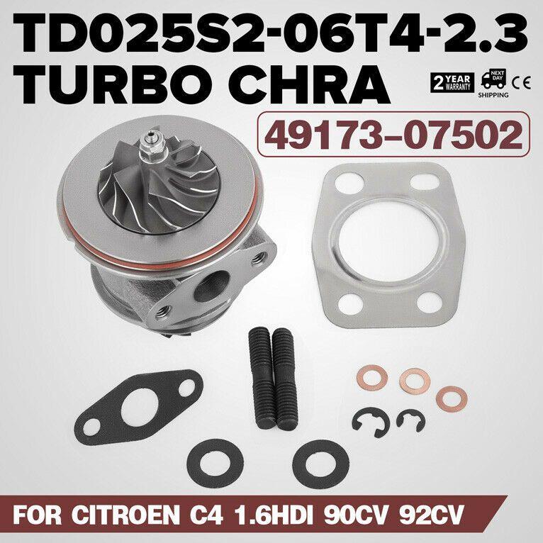 Ebay Sponsored Turbo Charger Cartridge Chra Core For Citroen C3 C4 1 6 Hdi1 Picasso Cheap Citroen C3 Turbocharger Citroen Berlingo
