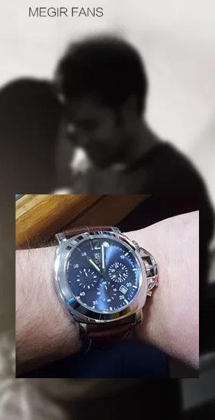 Marca China De Reloj Megir Cuarzo De Moda Para Hombre 3006 Reloj De Pulsera Resistente Al Agua Relojes Con Correa De Cuero Genuino Para Hombre En 2020 Correas De Reloj De
