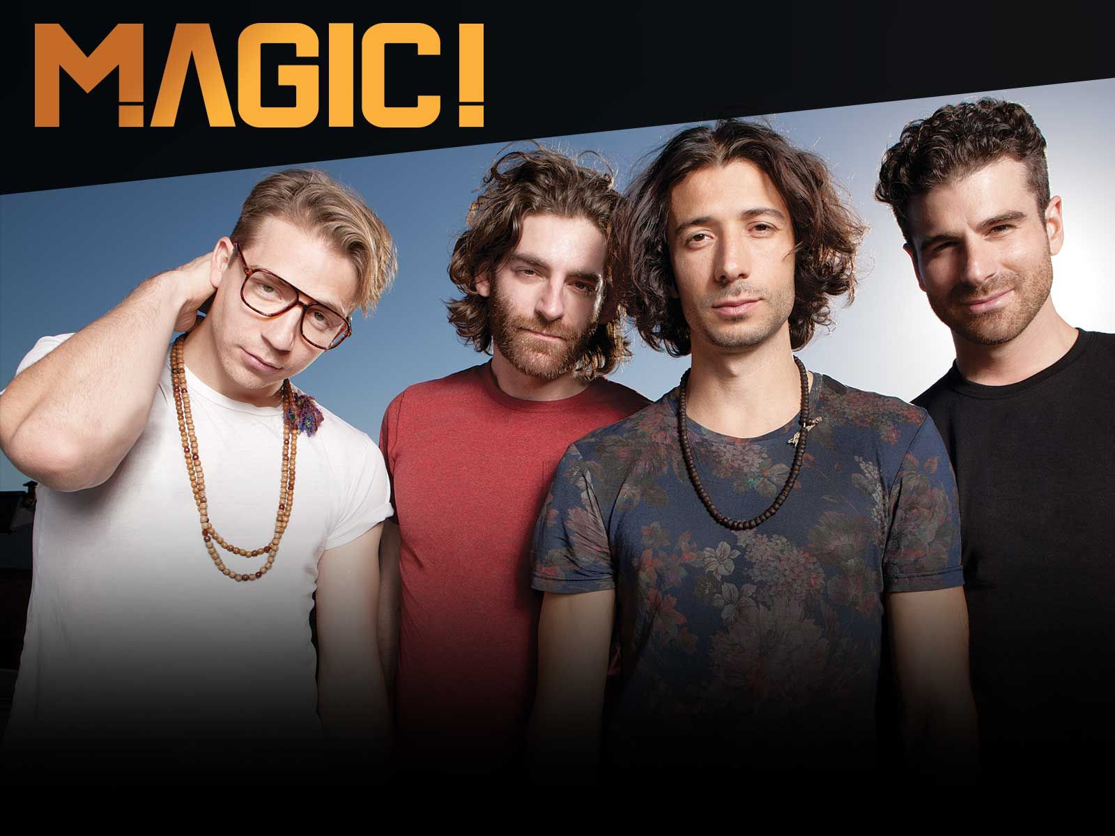 Canadian reggae group Magic! are the artists of the song
