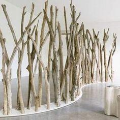 Tree branch decor